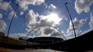 Wembleyn stadion.