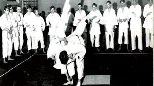 Judon peruskurssi kesällä 1962 Mikkelissä