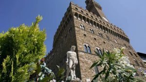 Palazzo Vecchio Firenzessä