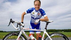 Pia Sundstedt kuvassa