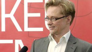 SDP:n puoluesihteeri Mikael Jungner.