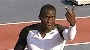 Teddy Tamgho.