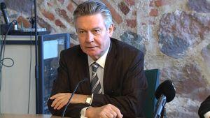 Karel De Gucht, Euroopan kauppakomissaari.