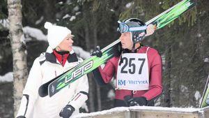 Karijoen kansallisen tason kilpailut 27.2.2011