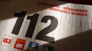 Yleinen hätänumero