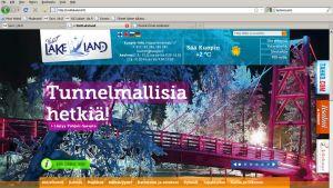 Visit Lakeland -sivusto