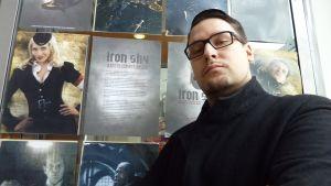 Iron Sky ohjaaja Timo Vuorensola