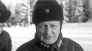 Eversti evp. Erkki Nordberg