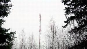 3G-verkon tukiasema.