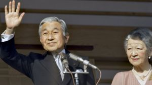 Akihito ja Michiko