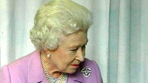 Kuvassa kuningatar Elisabeth toinen.