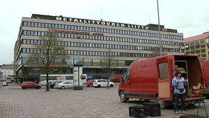 SAK:n talo Helsingissä