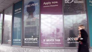 Accenturen Helsingin toimipiste.