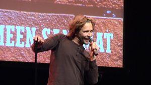 Ilari Johansson on yksi stand up -festivaalin kestosuosikeista.