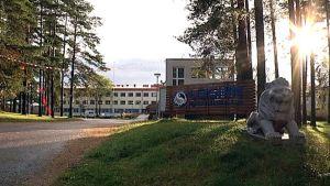 Entinen Valkealan sairaala
