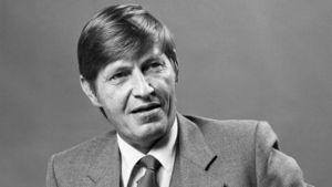 Kirjailija Erno Paasilinna 1980-luvulla