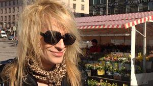 Hanoi Rocksin perustajajäsen Michael Monroe
