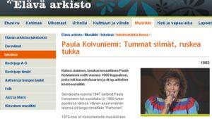 YLEn Elävä arkisto