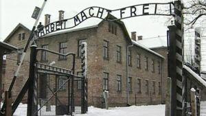 Auschwitzin keskitysleiri.