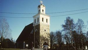 Pyhän Ristin kirkko Raumalla.
