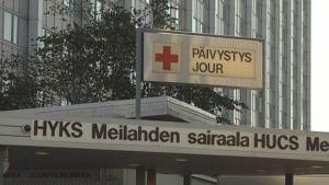 HUS Meilahden sairaala päivystys