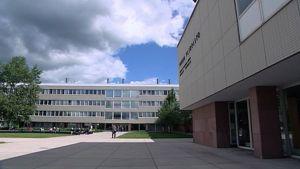 Turun yliopiston kampusaluetta