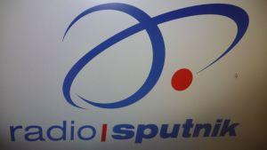 Radio Sputnikin logo.
