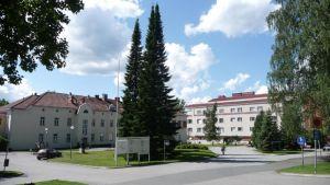 Harjulan sairaala