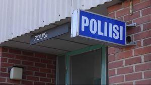 Kauhajoen poliisitalo.