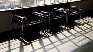 Bauhaus-koulukunnan tuoleja.