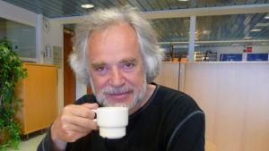 Bosse Mellberg on Korppoon Jazz ry:n puheenjohtaja
