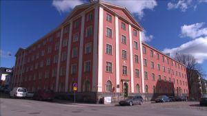 Stefan Wallinin entinen kotitalo sijaitsee aivan Turun keskustan tuntumassa.