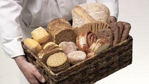 Vaasan & Vaasan leipäkori.