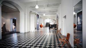 Designmuseon ala-aula.