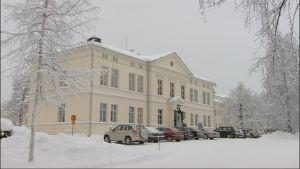 Niuvanniemen sairaala Kuopiossa.
