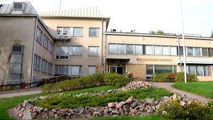 Honkaharjun sairaala Imatralla.