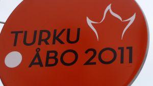 Turku 2011 Euroopan kulttuuripääkaupunki.