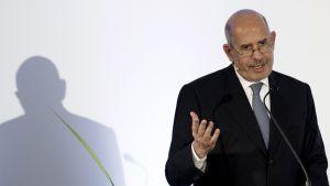 Mohamed EIBaradei.