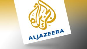 Uutiskanava al-Jazeeran logo