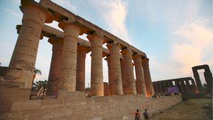 Luxorin temppeli on yksi Egyptin suosituimmista turistikohteista.