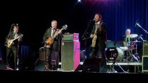 The Beatles Band Tampereella