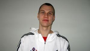 Koripalloilija Antti Kanervo