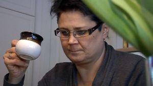 Anne Karvinen-Poutanen on odottanut munuaissiirtoon pääsyä jo yli viisi vuotta.