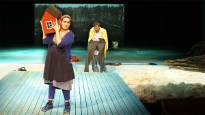 Kylli Köngäs rovaniemen teatteri