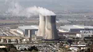 Ydinvoimala.