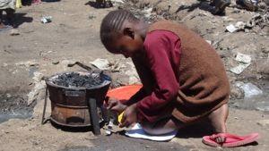 Korogochon slummin arki Nairobissa avautui Rita Suhoselle Kenianmatkalla.
