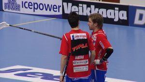 Mikko Kohonen ja Sami Koski