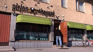 Pirjon Krouvi Helsingin Pirkkolassa