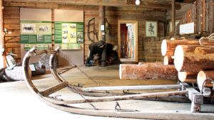 Ilomantsilainen Möhkön ruukkimuseo on yksi avustuksen saajista.