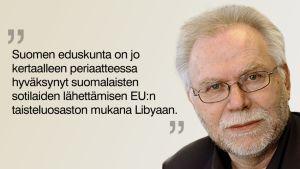 Jarkko Juselius.